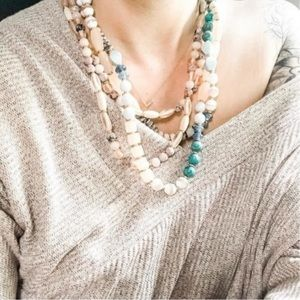 Stella & Dot Brit Statement Necklace